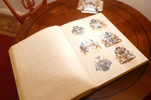 Wapenboek Nederlandse Adel
