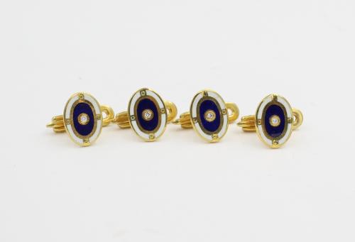 Fabergé frontknoopjes